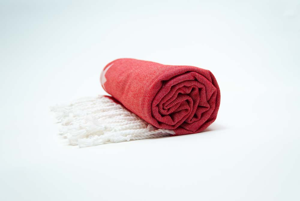 RED GALAXY Towel Lemonical-5