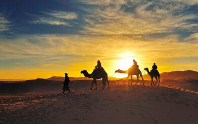 До Мароко и назад