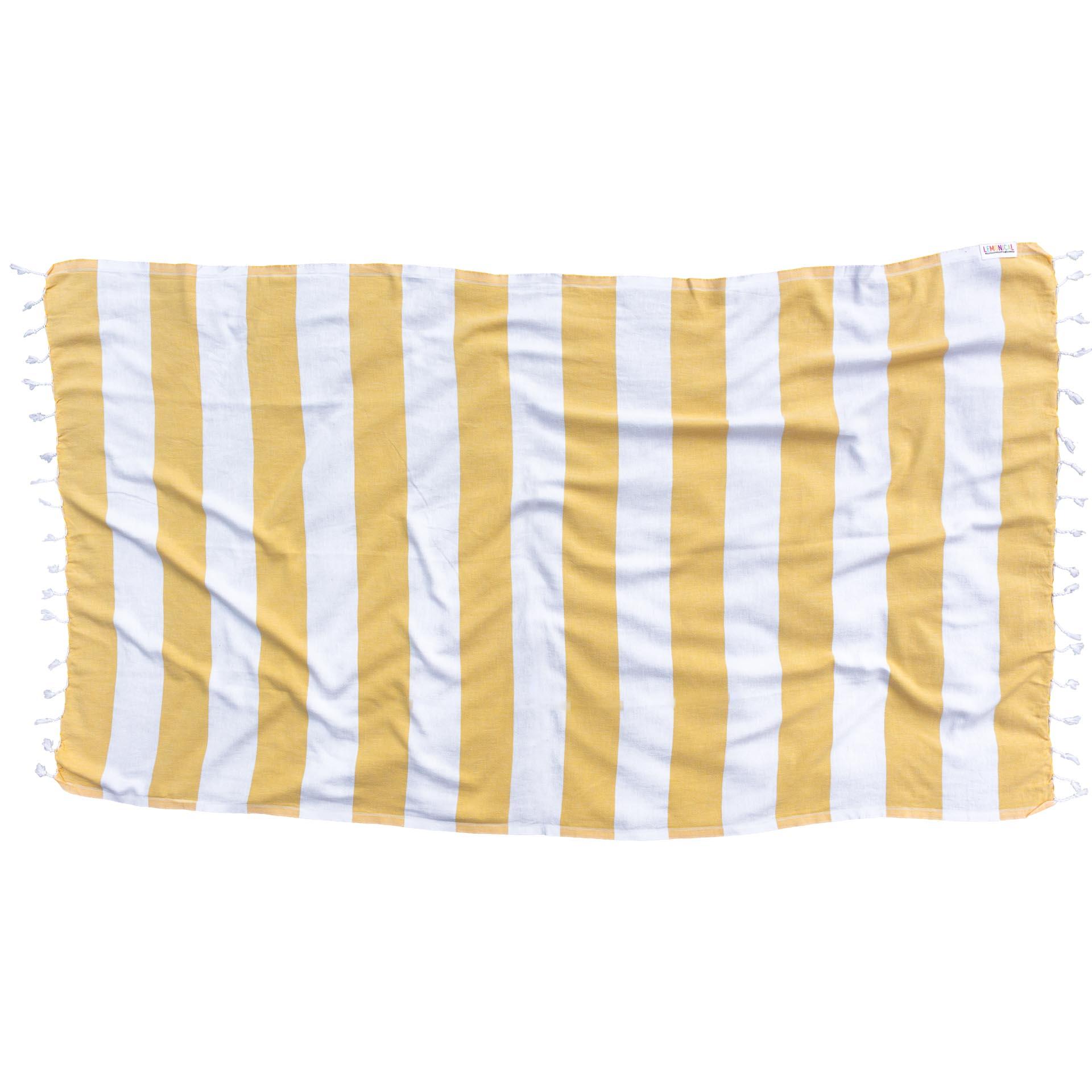 Melon beach towel LEMONICAL