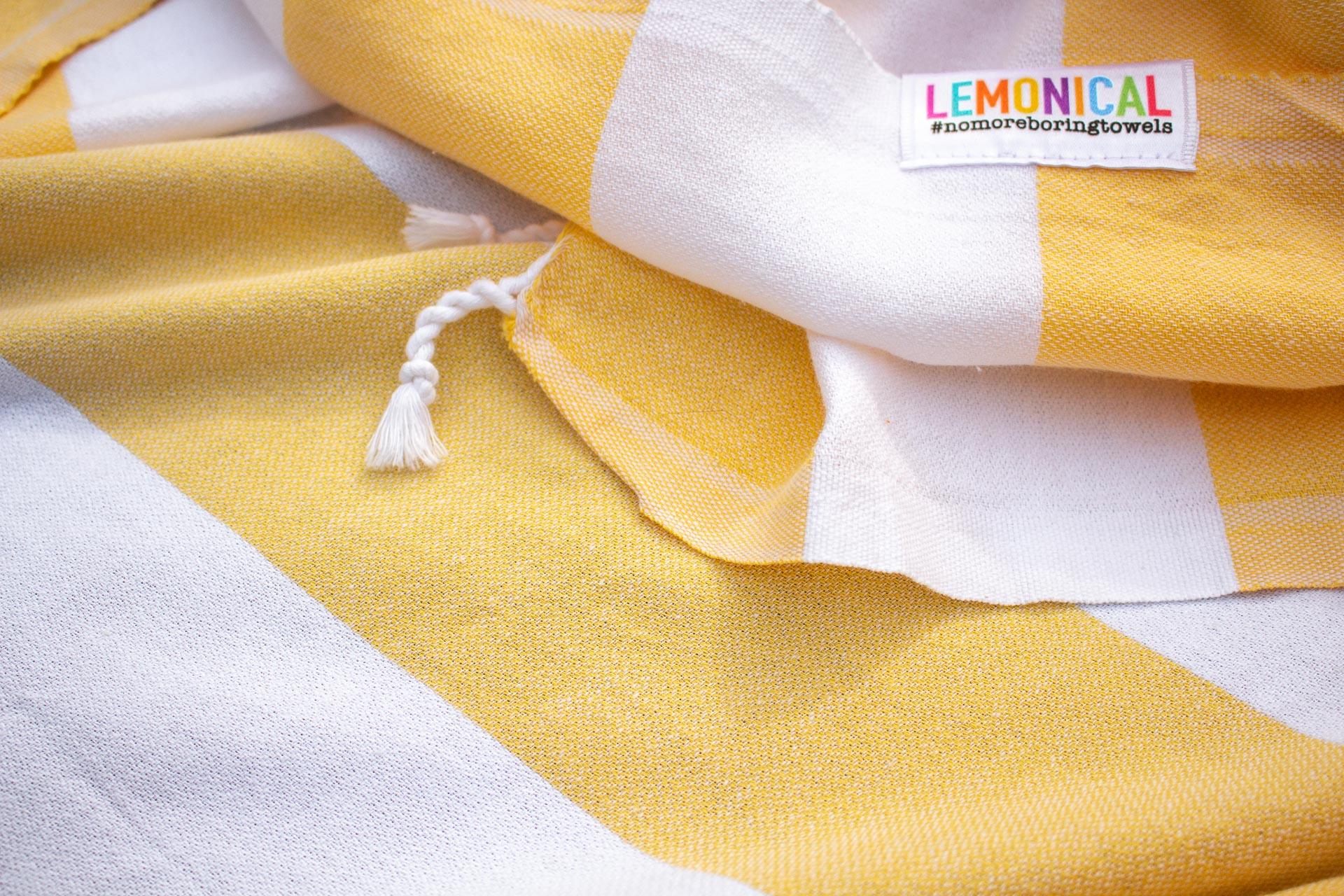 Кърпа Пъпеш за плаж LEMONICAL MELON