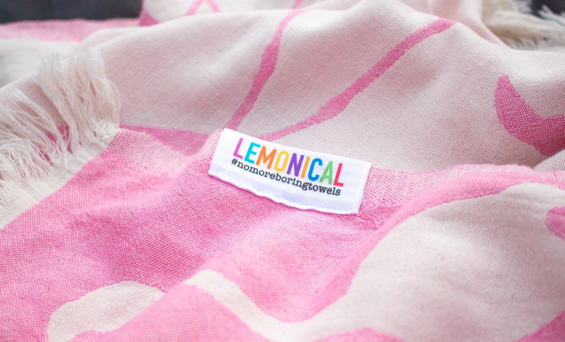 PINK FLAMINGO кърпа