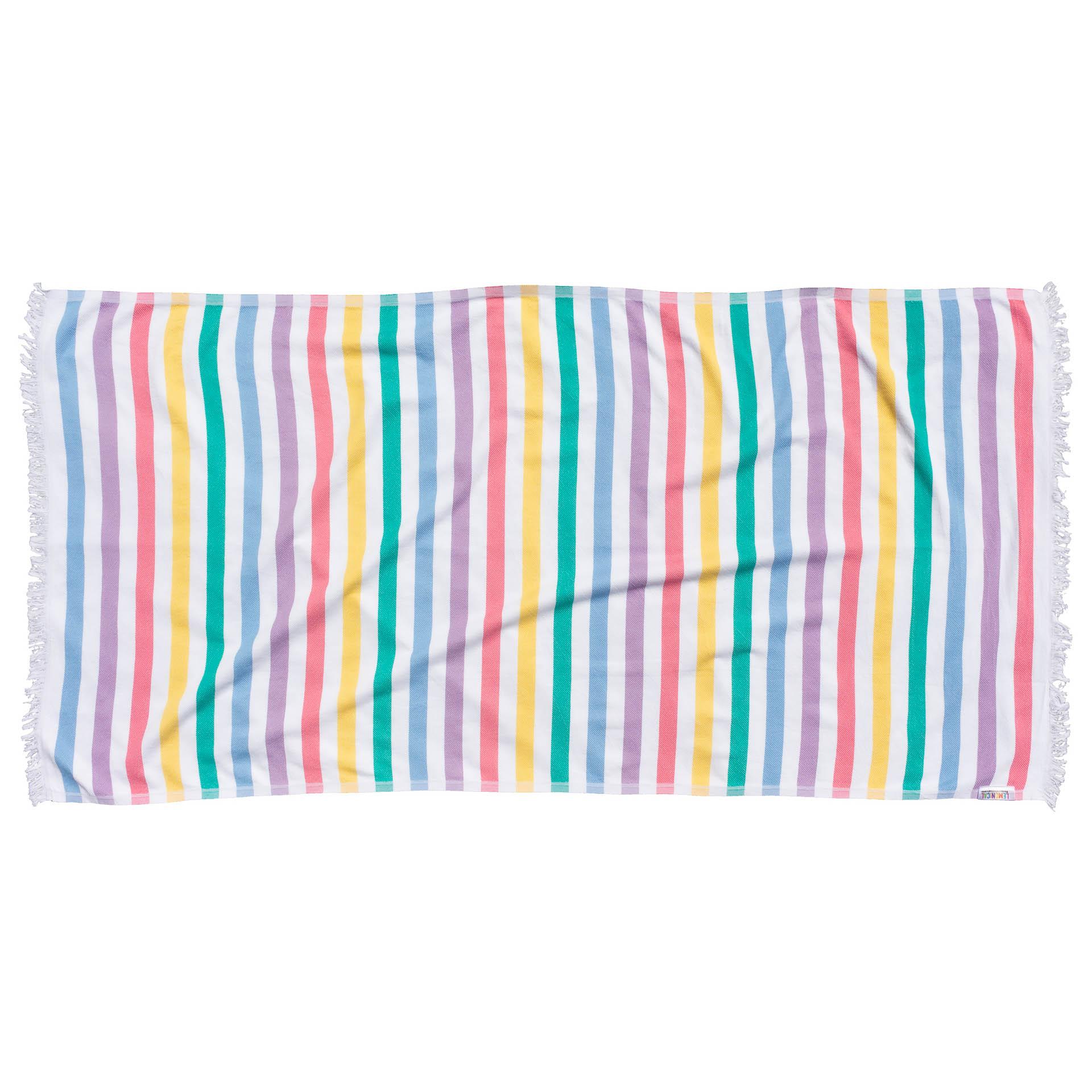 colourful HOPI towel