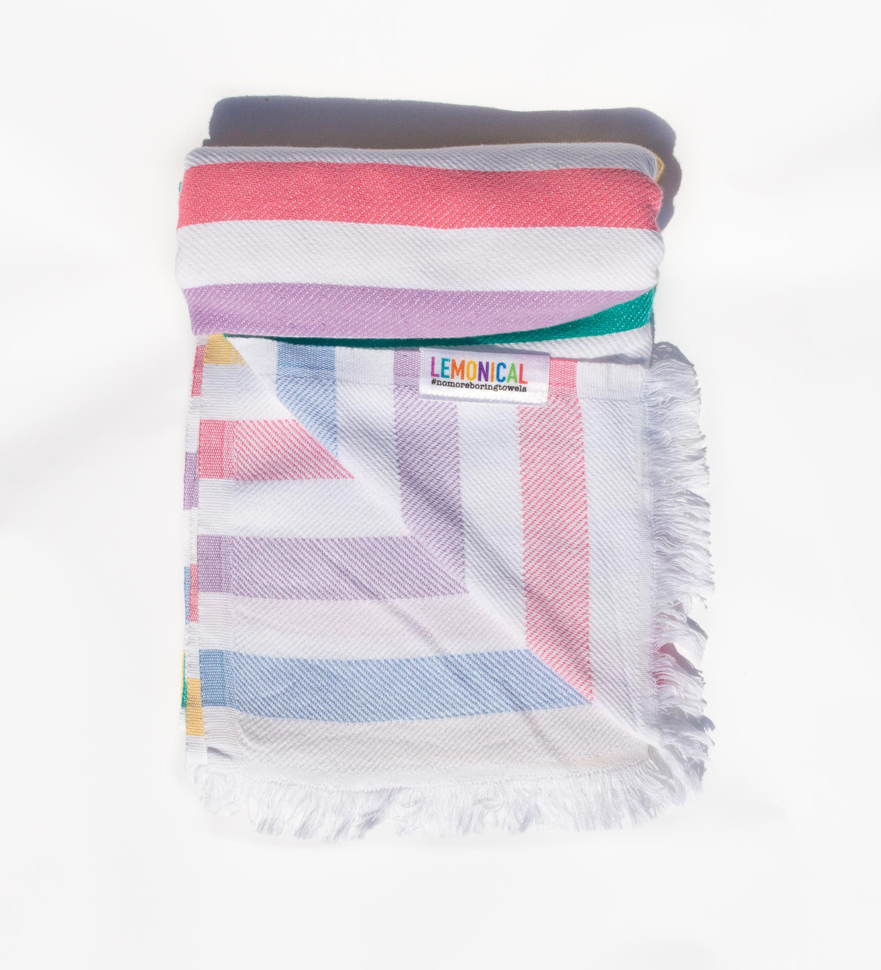 colourful HOPI towel beach