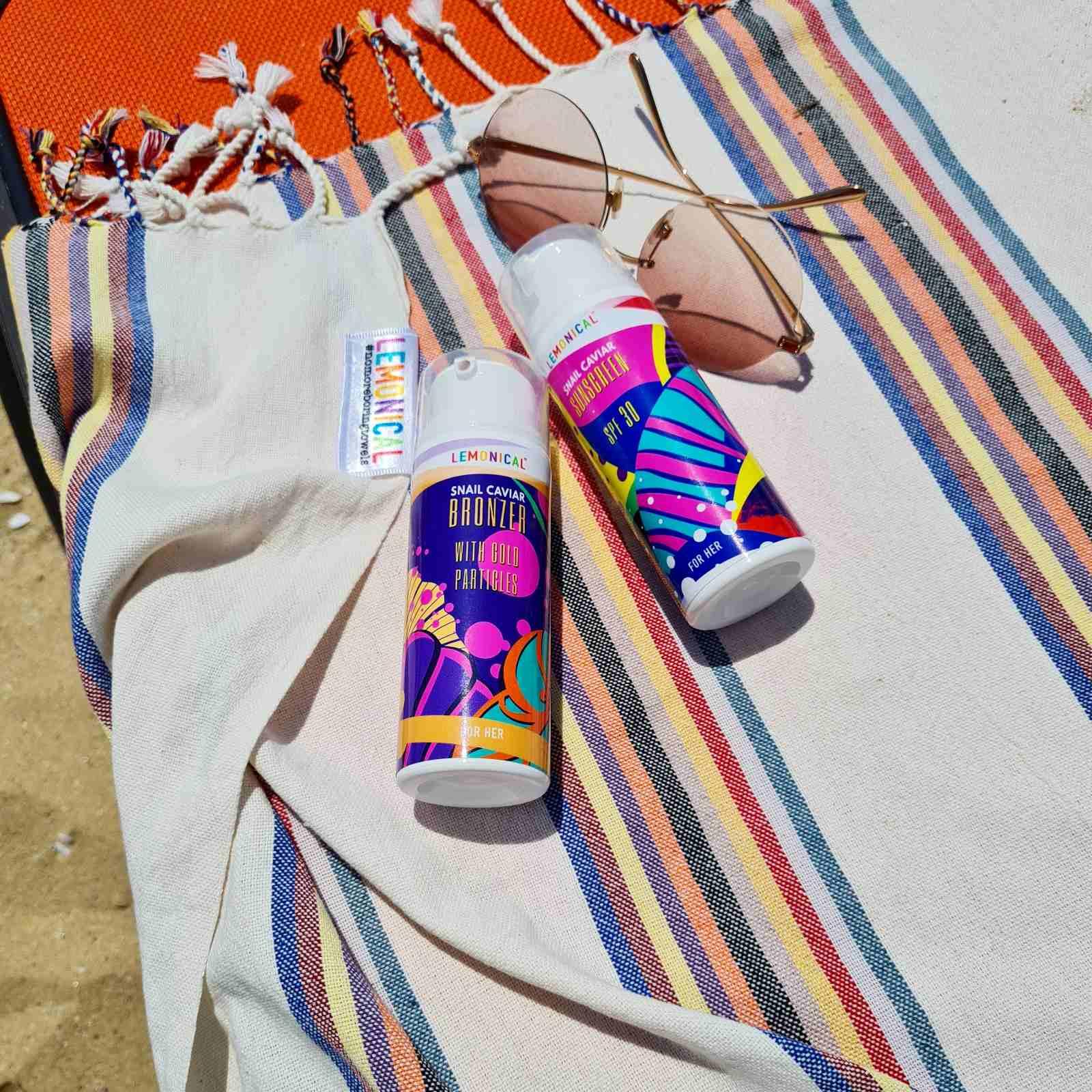 натурална кърпа за плаж CUBANA