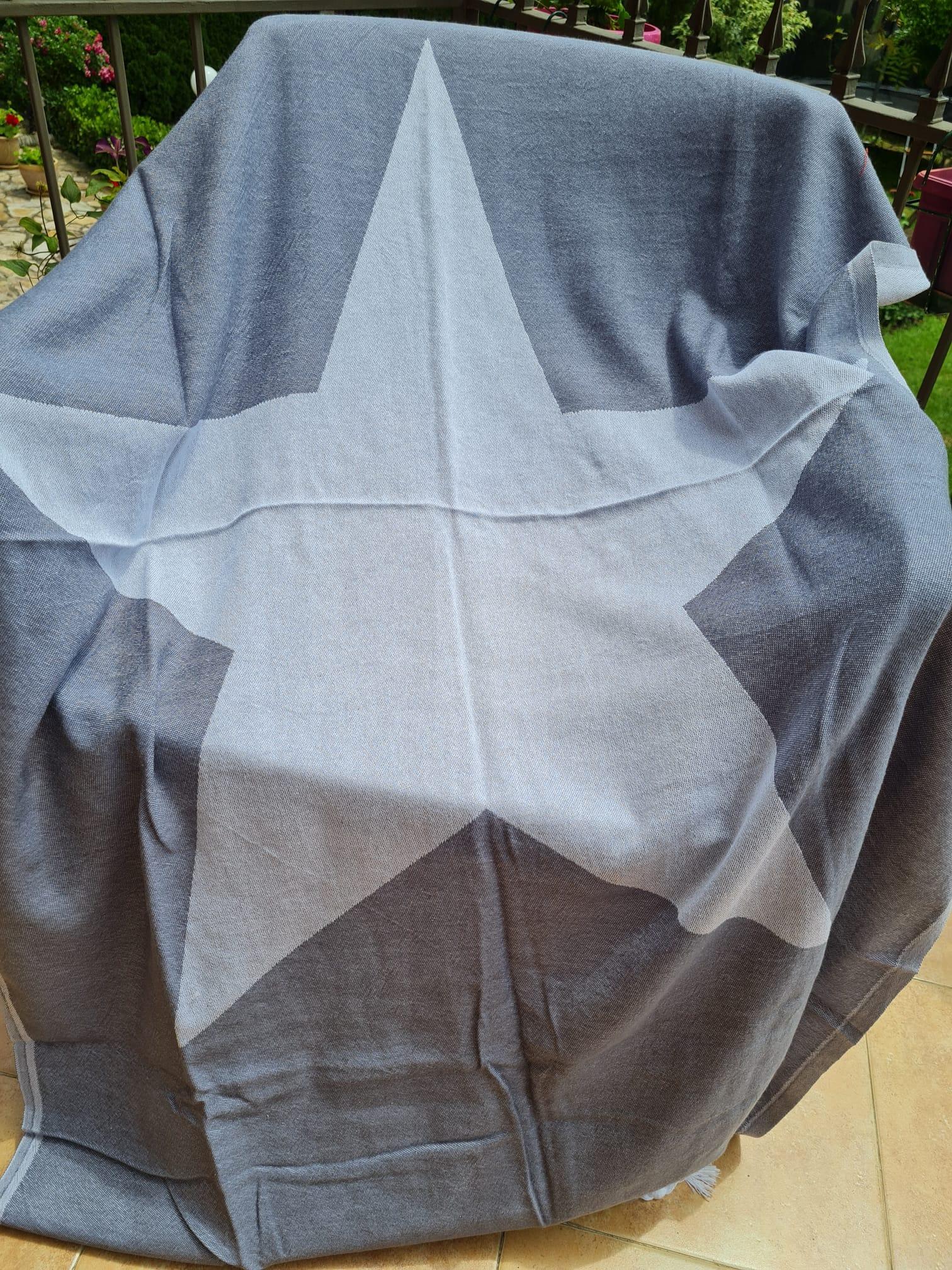 сива кърпа за плаж 3